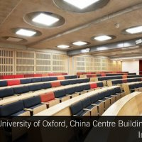 an image of a lecture theatre