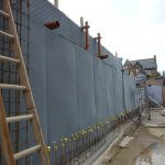 An image showing a construction site that has had an independent consultancy and shows that work is being carried out on