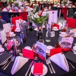 an image of the table preparation at the PCA Awards 2018